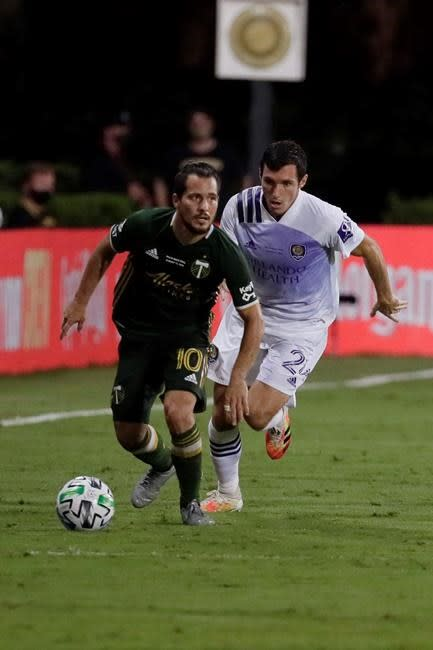 Timbers' Sebastian Blanco out for season with torn ACL