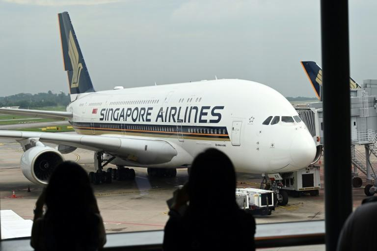 Singapore Airlines last month said it was cutting about 4,300 jobs