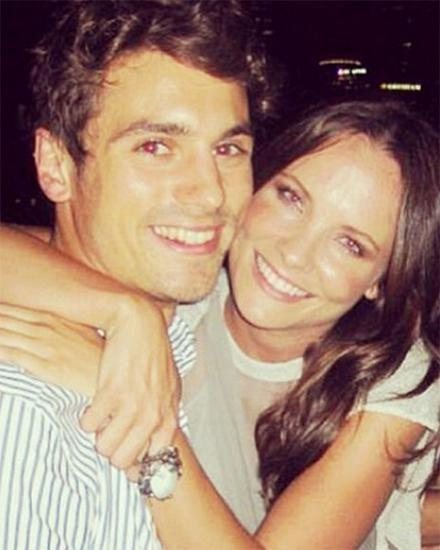 The pair met back in 2011, moved to London and ended their relationship in 2013. Source: Instagram