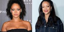 <p>Rihanna has a great smile, but the singer knows when to whip it out and when to serve up some major pout. </p>