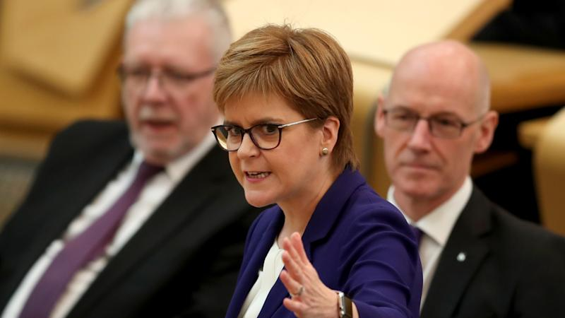 Sturgeon: I'll request consent for indyref2 by the end of the year