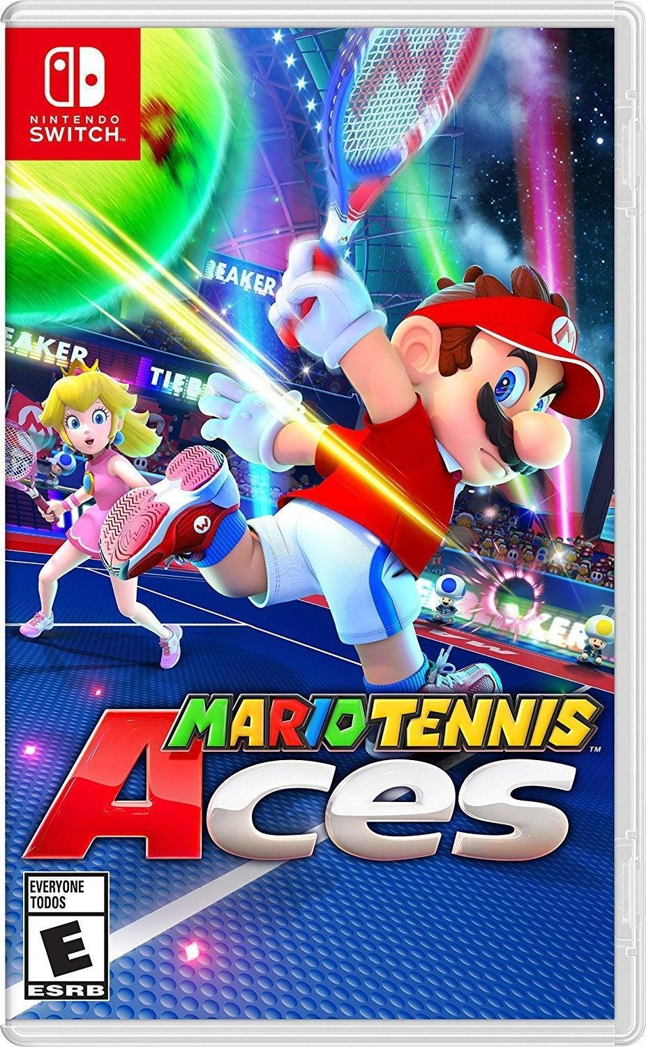 """<h2>33% Off Nintendo Mario Tennis Aces<br></h2><br>""""At this point, I wish I'd purchased stock in Nintendo at the beginning of quarantine. Between Animal Crossing mania and everyone and their mama jostling to get a console for boredom-busting benefits, 2020 will surely go down as the year where <a href=""""https://www.refinery29.com/en-us/2020/10/10093203/prime-day-video-games-deals-discounts"""" rel=""""nofollow noopener"""" target=""""_blank"""" data-ylk=""""slk:video games"""" class=""""link rapid-noclick-resp"""">video games</a> enjoyed a mainstream renaissance not seen since Wii bowling and Guitar Hero. One title I gleefully snapped up is Mario Tennis Aces, which is a somewhat under-the-radar game in the universe of our fave 'stacie-wearing Italian plumbers. My boyfriend and I (still!) play Mario Tennis on his retro Nintendo 64, but something tells me this souped-up relaunch will be keeping us busy until the New Year."""" <br><br><em>— Karina Hoshikawa, Beauty and Wellness Writer</em><br><br><strong>Nintendo</strong> Mario Tennis Aces, $, available at <a href=""""https://amzn.to/3iRV909"""" rel=""""nofollow noopener"""" target=""""_blank"""" data-ylk=""""slk:Amazon"""" class=""""link rapid-noclick-resp"""">Amazon</a>"""