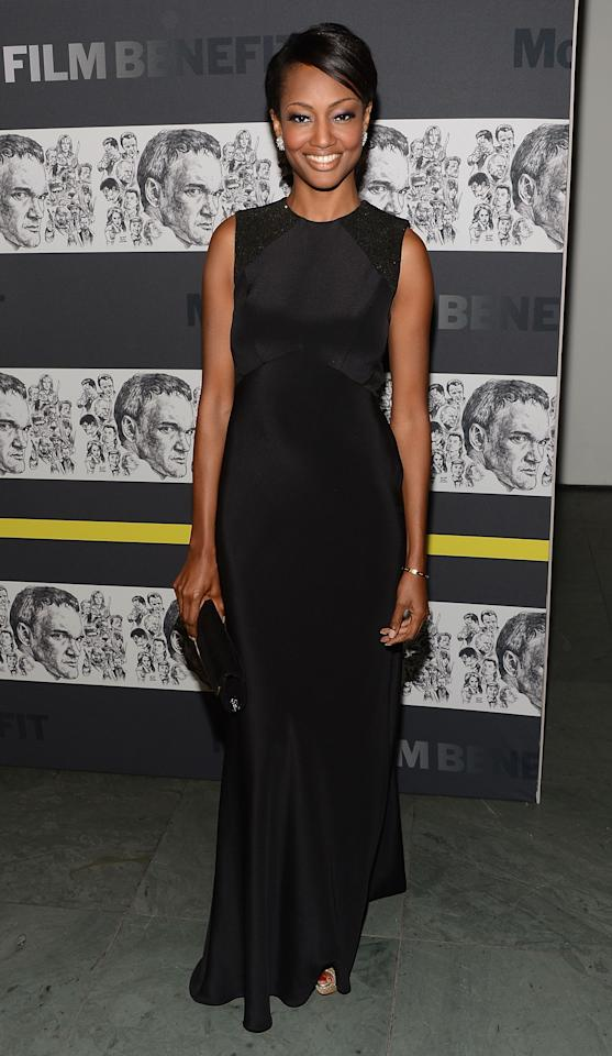 NEW YORK, NY - DECEMBER 03:  Actress Nichole Galicia attends The Museum of Modern Art Film Benefit Honoring Quentin Tarantino at MOMA on December 3, 2012 in New York City.  (Photo by Andrew H. Walker/Getty Images)