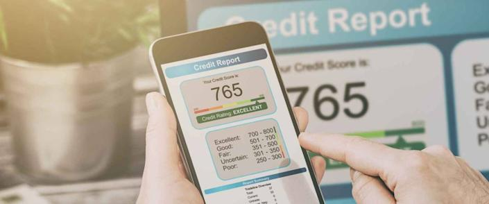 <cite>REDPIXEL.PL / Shutterstock</cite> <br>You'll need a respectable credit score to refinance during the pandemic.<br>