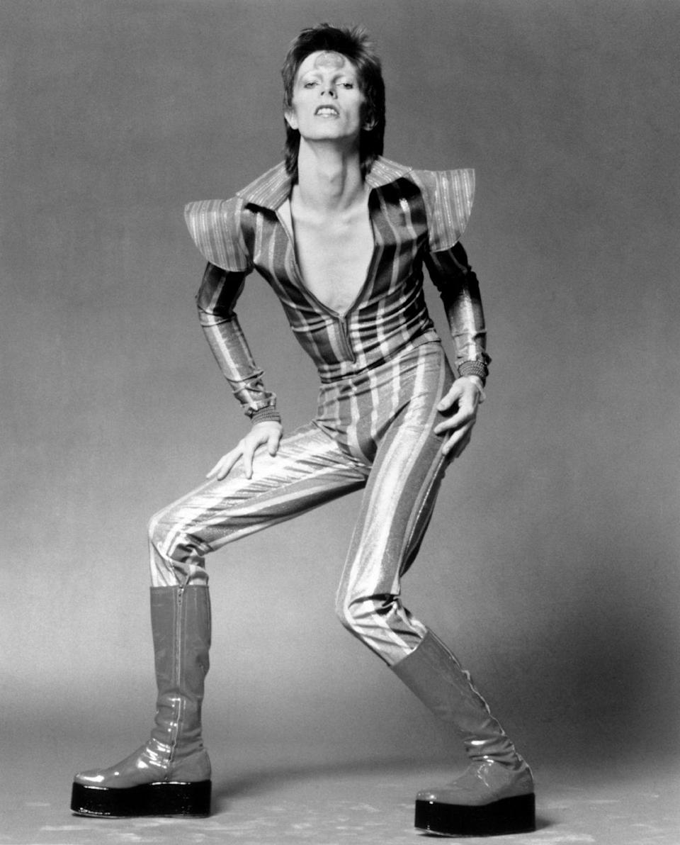 """<p>David, like previous years, remained highly popular. This year David Bowie's song """"Holy, Holy"""" came out on a 45. Michael and James were also solid gold choices. For girls, Jennifer, Michelle, and Lisa also continued their streaks.</p>"""