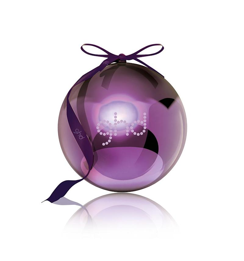 ghd's 'Nocturne Collection' baubles make a great pressie to yourself. Source: ghd