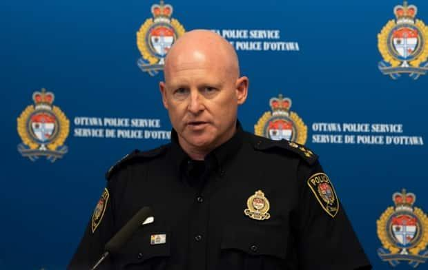 Deputy police Chief Steve Bell says the service will consult with city agencies and social service organizations about possibly locating some of their services in the new police building.