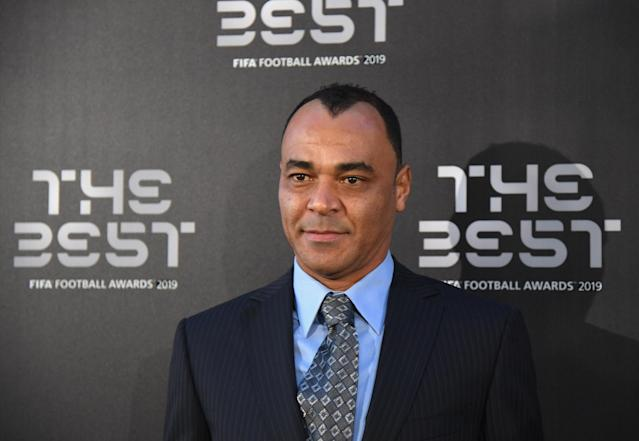 MILAN, ITALY - SEPTEMBER 23: Cafu attends The Best FIFA Football Awards 2019 at the Teatro Alla Scala on September 23, 2019 in Milan, Italy. (Photo by Claudio Villa/Getty Images)