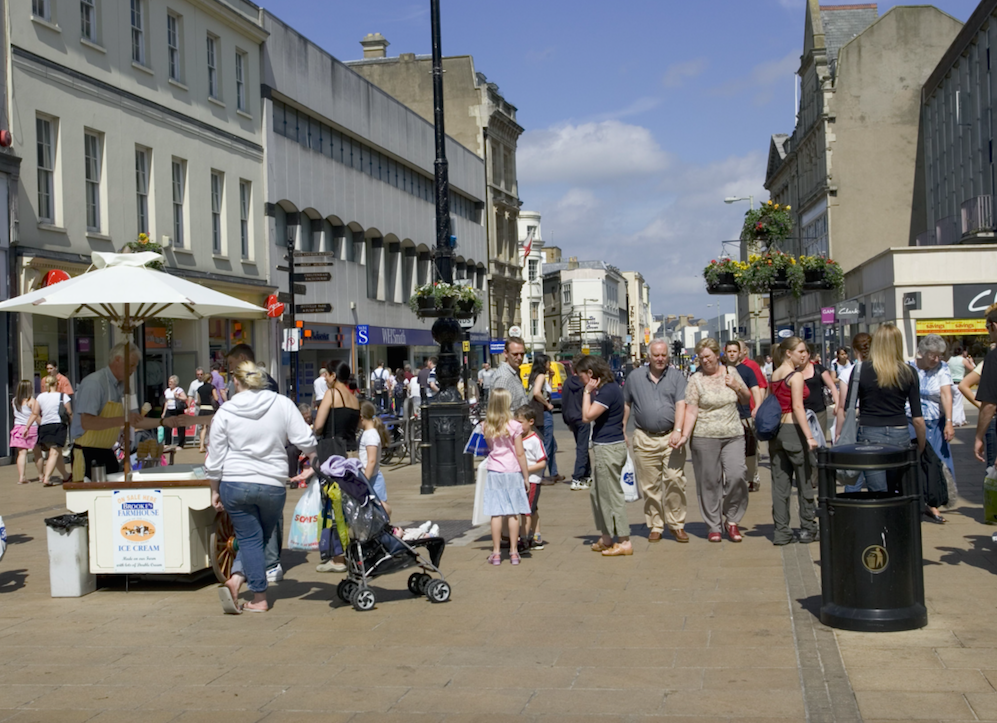 <p>More than just the destination for the famous horse racing festival, Cheltenham is a pretty spa town on the edge of the Cotswolds. (Picture: Rex) </p>