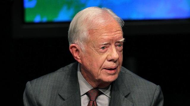 Jimmy Carter Accuses U.S. of 'Widespread Abuse of Human Rights'