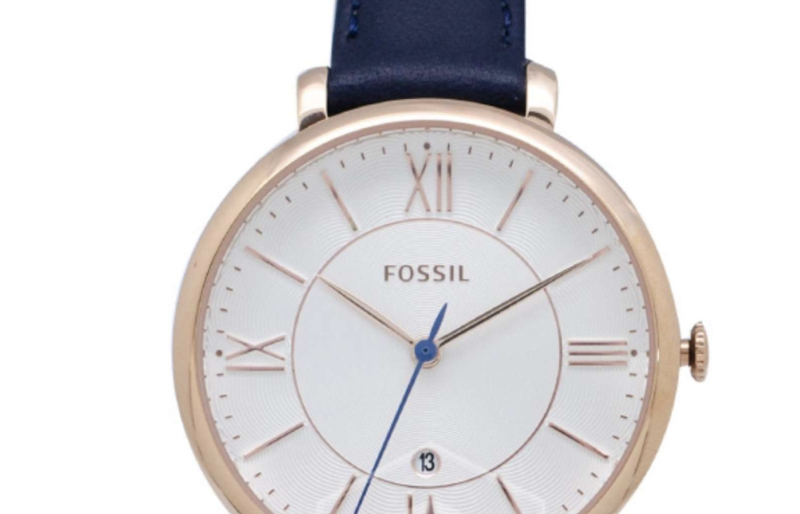 Fossil ladies watch. (PHOTO: Lazada)