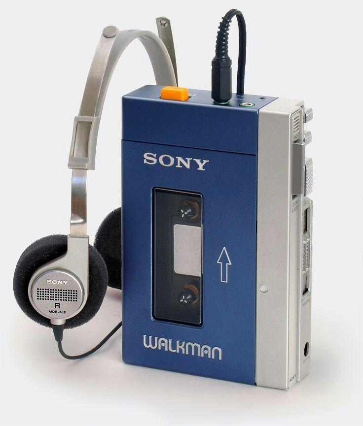 <p>The first model of the Sony Walkman portable cassette player was released on July 1, 1979.</p>