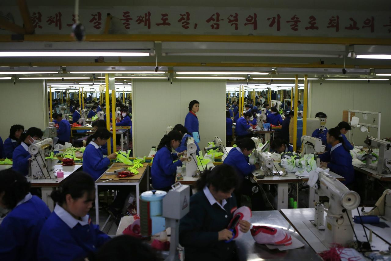 Workers Of North Korea