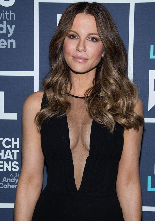 Kate Beckinsale has shared her experience with Harvey Weinstein. Source: Getty