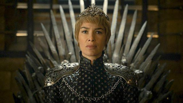 Lena Headey as Cersei Lannister in HBO's Game of Thrones. (Photo: HBO)