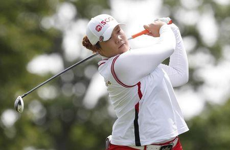 Players work to focus on golf at US Women's Open