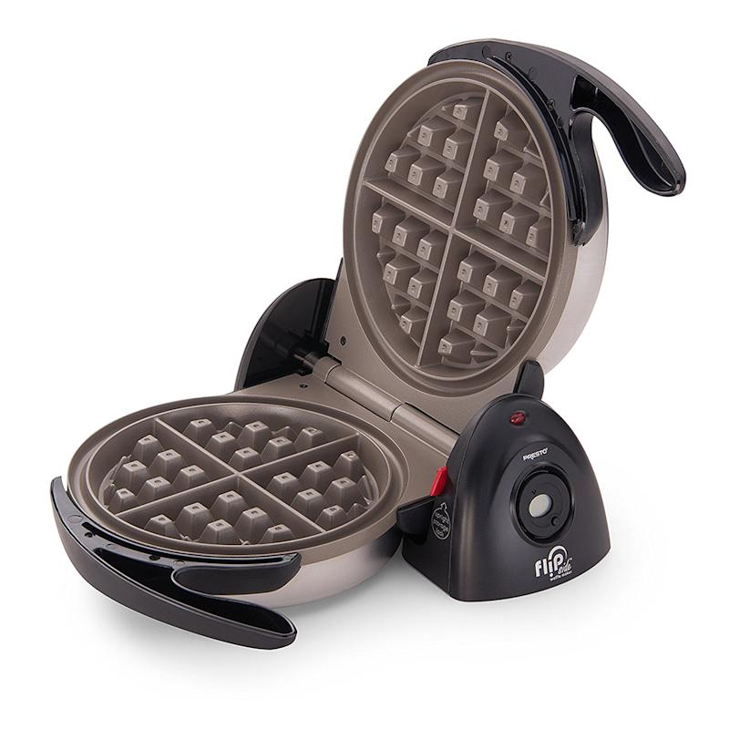 Presto Ceramic Flipside Belgian Waffle Maker. (Photo: Amazon)