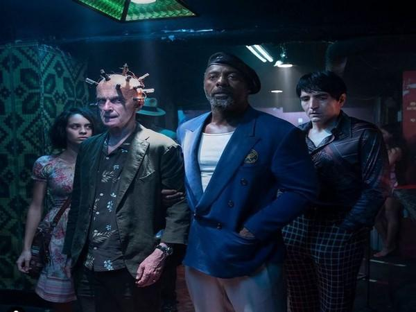 New image from 'The Suicide Squad' (Image Source: Instagram)