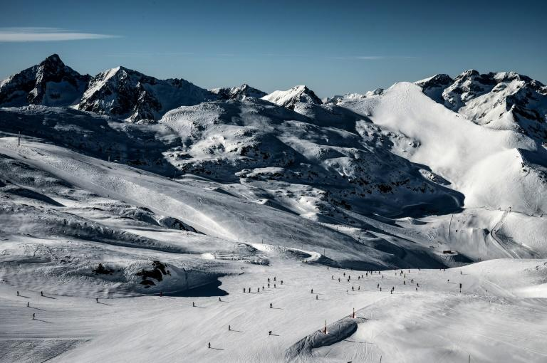 Ski workers say Macron's reforms will put their livelihood on a downward slope