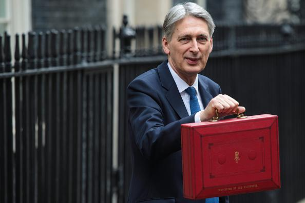 Climbdown: Chancellor Philip Hammond backtracked on a move to up NICs for the self-employed (Getty Images)