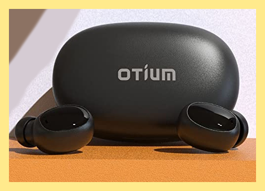 Otium Wireless Earbuds. (Photo: Amazon)