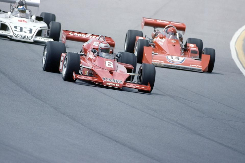 How AJ Foyt scaled racing's greatest heights