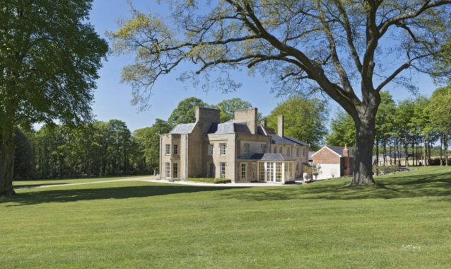 EuroMillions winner Adrian Bayford bought the house for £6m in 2012. (Rightmove)