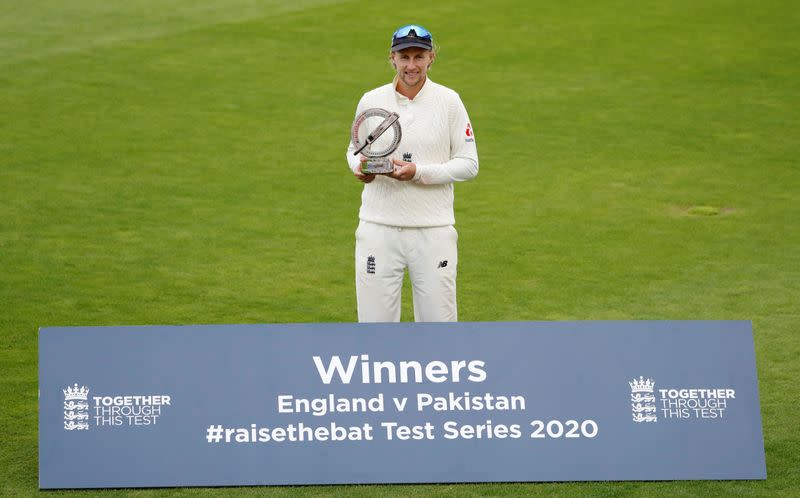 England have right mix to be world's best test side, says Root