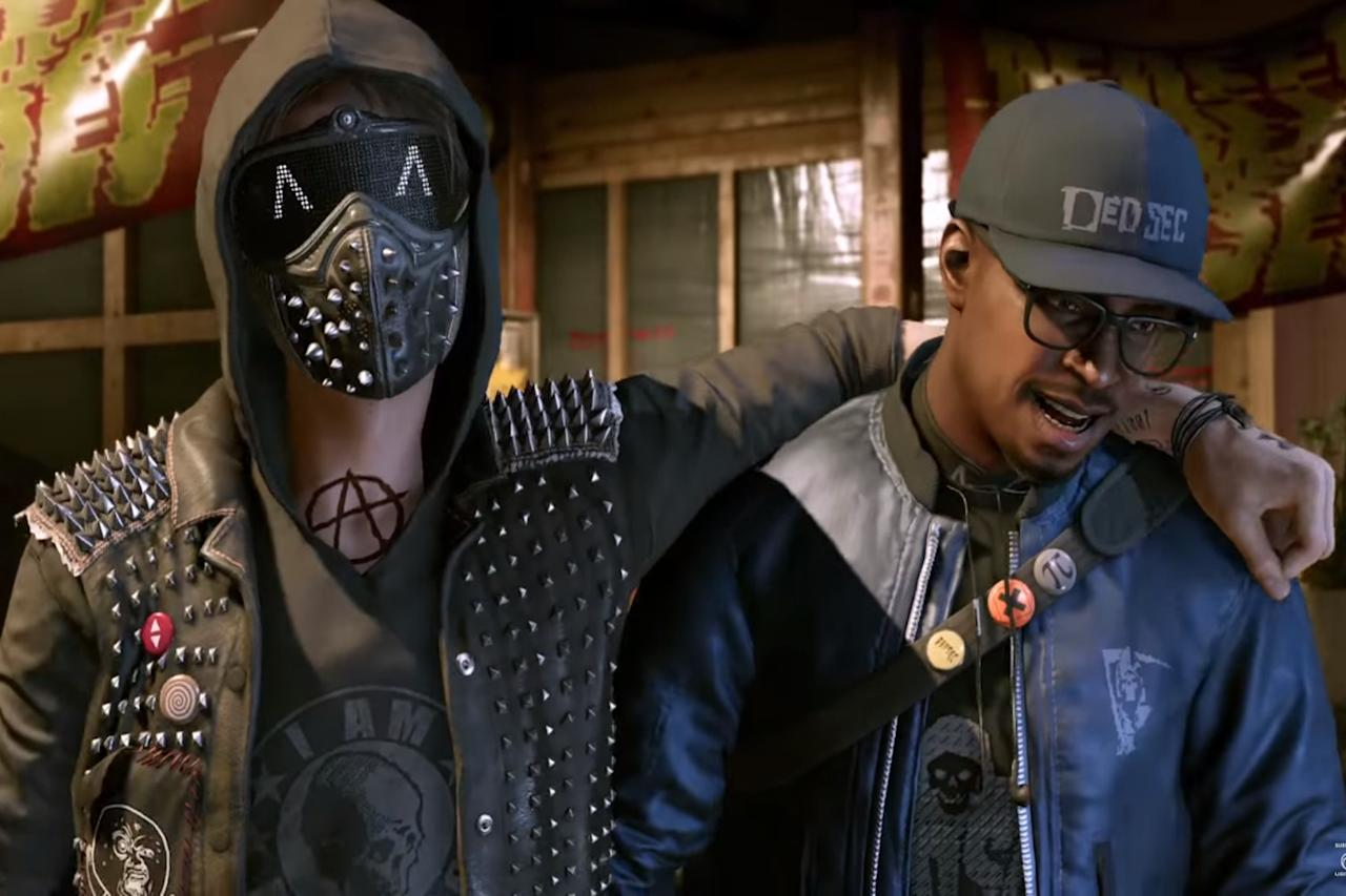 """Ubisoft has released a new trailer for the upcoming game """"Watch Dogs 2"""" that teases the story. The """"Watch Dogs"""" sequel is headed for the the Xbox One, PlayStation 4, and Windows PC on November 15 in Standard, Deluxe, and Gold editions."""