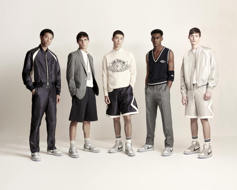 Dior Men Summer 2020. (PHOTO: Brett Llyod/Dior)