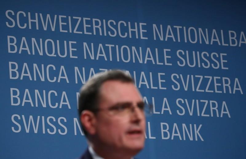 SNB chairman sticks to negative interest, intervention: Swiss government