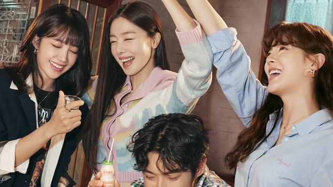 K-Drama Water Later, Drink Now (Soompi.com)