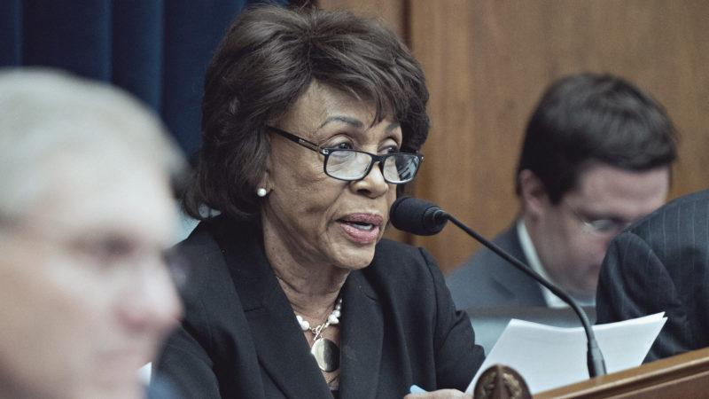 Congresswoman Maxine Waters' Committee holding a crypto hearing with SEC next week