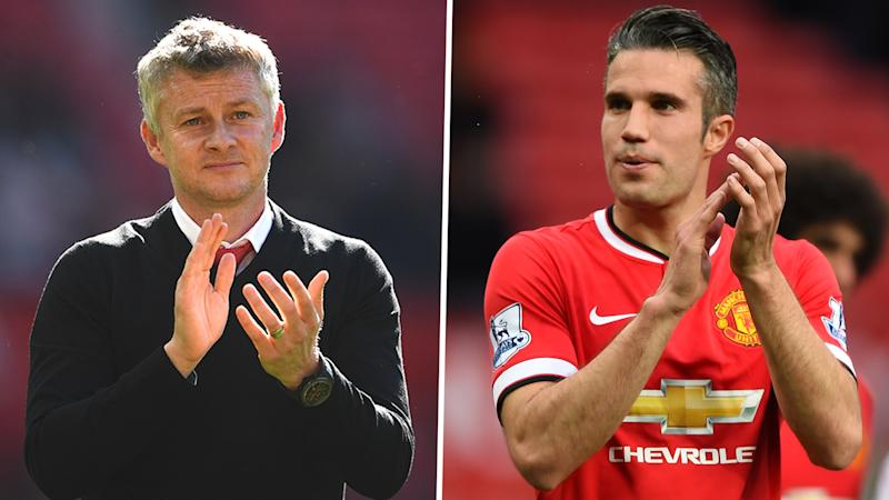 'It's the perfect match' - Van Persie urges Man Utd to give Solskjaer time