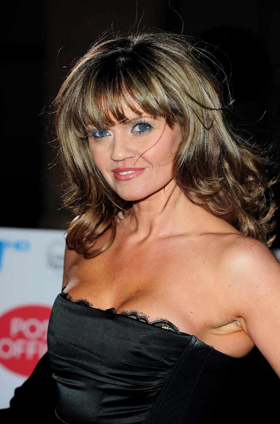 Daniella Westbrook found fame as Walford's Sam Mitchell and in 2013, she signed up for a stint on 'Hollyoaks'.