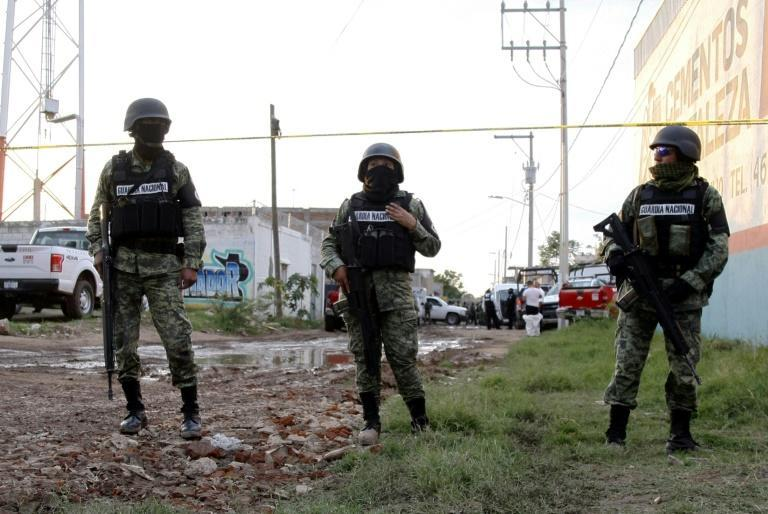 Guanajuato is one of Mexico's most violent states, with its wealth and extensive energy infrastructure drawing the attention of criminal gangs