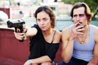 "<p><b>The 30-second pitch:</b> Alice Braga plays Teresa Mendoza, a Mexican woman who seeks refuge in America after her drug-dealing beau is murdered, and she ultimately becomes the head of the drug cartel. ""It's a long, strong journey for a woman trying to survive,"" Braga says. ""The first season is basically her life from beginning to end.""<br><br><b>Not by the book:</b> The series is based on Arturo Perez-Reverte's global bestseller <i>La Reina Del Sur</i>, but the U.S. version doesn't follow the same story as the book or the Telemundo series of the same name. ""It's a different journey than the book,"" Braga says. ""But I try to base myself a lot from the book. It's the main reason that I fell in love with the story. I thought it was a very beautiful story for a female character… it's a survival journey."" <i>— Victoria Leigh Miller</i><br><br><i>(Credit: Benedicte Desrus/USA Network)</i> </p>"
