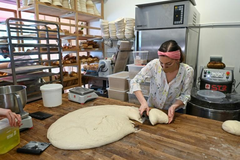 Sourdough bread is made using a fermented starter instead of yeast and its enthusiasts believe it is healthier than ordinary bread