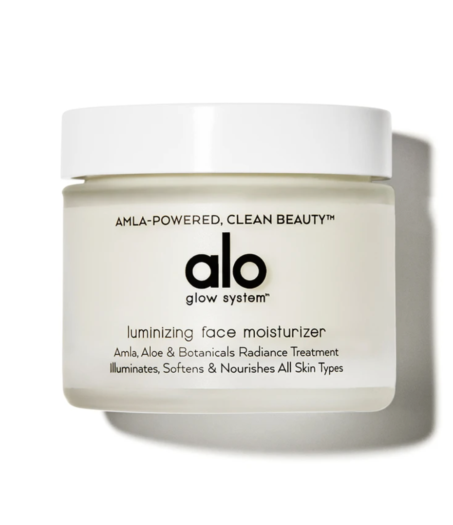 Luminizing Facial Moisturizer (Photo via Alo Yoga)