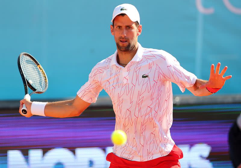 'Big Three' rivalry great promotion for sport, says Djokovic