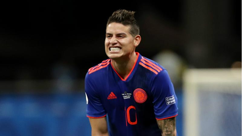 A day ago Real Madrid attacker James Rodriguez unsure about next move