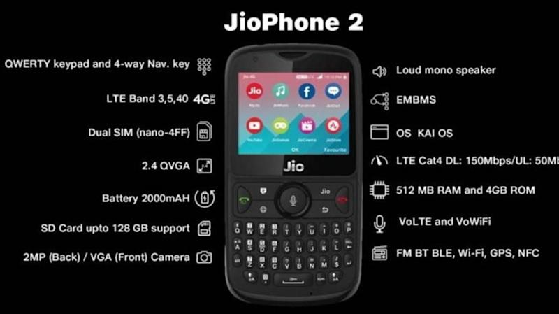 All the apps you can now use on JioPhone