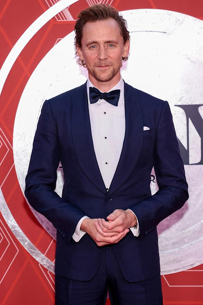 <p>The <em>Loki </em>actor — who made his Broadway debut in the revival of <em>Betrayal </em>— is nominated for best actor in a play. </p>