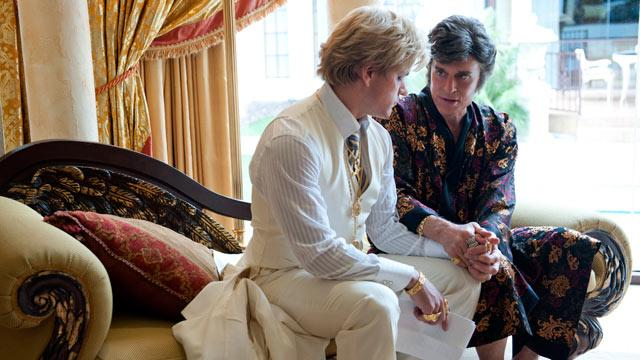Michael Douglas Talks Liberace, Cancer and Cameron