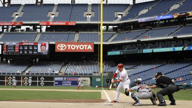 <p>It's not just a cliche - the Phillies' efforts against struggling starting pitchers keep getting worse and worse. By Corey Seidman</p>