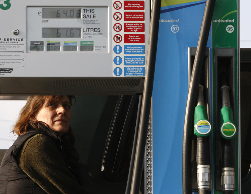 Fuel supply chains have been accused of 'ripping off' drivers. Photo: Reuters
