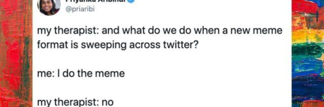 People Are Sharing Bad Coping Mechanisms In Viral Twitter