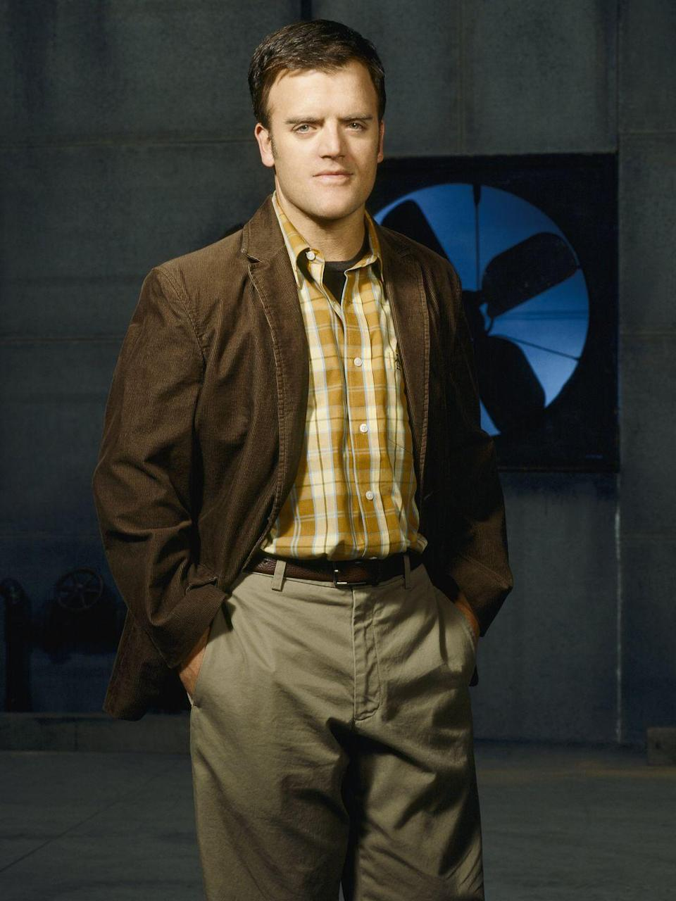 <p>Like Garner, Weisman also appeared on J.J. Abrams's earlier series <em>Felicity</em> before joining <em>Alias</em> as the lovable nerd Marshall Flinkman. He was the Q to Bristow's Bond, creating a host of awesome cool gadgets and spy gear for missions. You'll also spot him on some other cult faves, he played Dreg (one of Glory's minions) on <em>Buffy the Vampire Slayer</em> and he found a genie and turned invisible on a memorable episode of <em>The X-Files</em>.</p>
