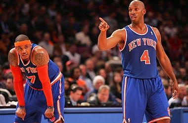 The Knicks lost nine of their first 16 games after acquiring Carmelo Anthony and Chauncey Billups in a blockbuster trade with the Nuggets