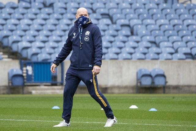 Gregor Townsend has named his Scotland team
